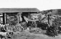 Dampfmaschine (Quelle: Firmenhistoriker)