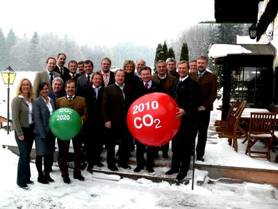 Klimschutzkonzept von Green City Energy für den Landkreis Miesbach