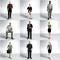 Animated people for CINEMA 4D