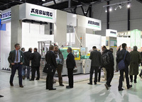 Swiss Plastics: successful start to exhibition year 2010 for Arburg