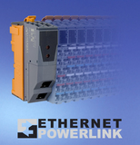 X20 Bus Controller auf Basis ETHERNET Powerlink