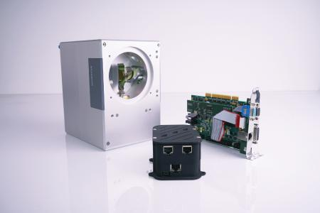 Fusion sensor data with scan system control