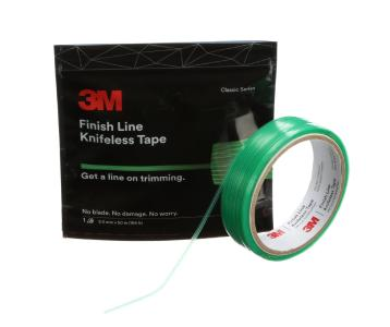 3M Knifeless Tapes und Verpackung