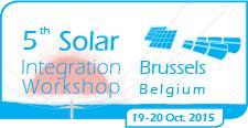 Solar Integration Workshop 2015 Logo