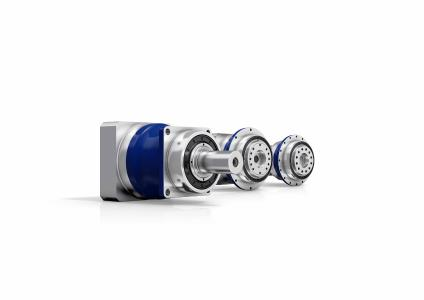 The low-backlash planetary gearheads in the recently re-engineered SP+ (output shaft) and TP+ (output flange) series are positioned in the alpha Advanced Line segment