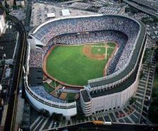 Stadium der New York Yankees