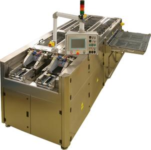 Der ecoSplit-IXL ist das weltweit schnellste, vollautomatische Vereinzelungssystem für gesägte Wafer vor der Endreinigung. Im kontinuierlichen Serienbetrieb wird ein Durchsatz von garantiert 3.600 Wafer pro Stunde erreicht – und das bei einer minimierten Bruchrate von kleiner/gleich 0,3 Prozent.