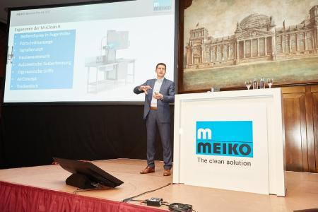 MEIKO Service Forum 2017