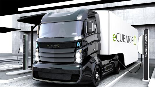 Electric mobility: Knorr-Bremse sets up the eCUBATOR®, a new development unit