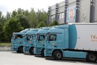 Die Deutsche Transport-Compagnie Erich Bogdan GmbH & Co. KG (DTC) und das internationale Transport- und Logistikunternehmen Gebrüder Weiss fahren mehrmals am Tag das Hub in Dunaharaszti im Ballungsraum Budapest an. (Foto: DTC)