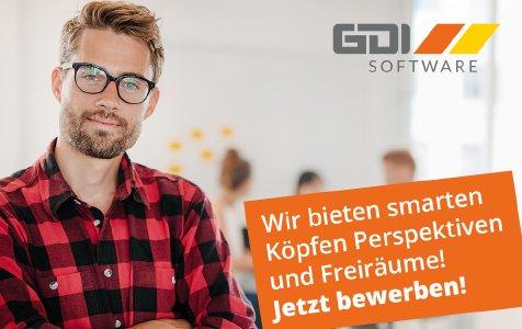 GDI Software. Wir bieten langfristige Perspektiven!