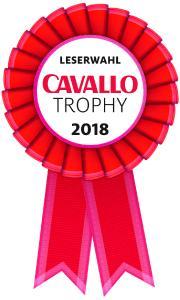 Auszeichnung Cavallo Trophy