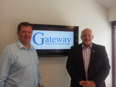 Gateway Ticketing brings market leading solutions to UK with launch of new company