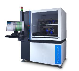 Automatischer Die-Bonder FINEPLACER® femto blu ermöglicht den kosteneffizienter Einstieg in die Photonik-Produktion