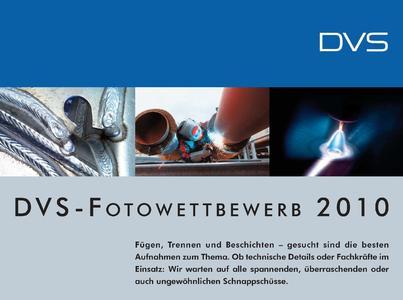 Schnappschüsse gesucht beim DVS-Fotowettbewerb 2010