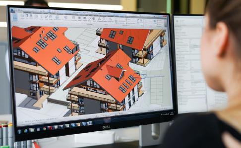 Planung mit Autodesk Revit