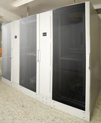 Das im Klinikum-Kempten installierte Serverraumkonzept RimatriX5 setzt in Punkto Umweltschutz neue Maßstäbe