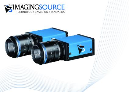 USB 3.1, 9 & 12 Industriekameras