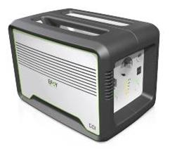 EFOY GO! by SFC Energy delivers portable power for outdoor activities