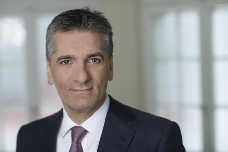 Klaus Deller, Chairman of the Executive Board of Knorr-Bremse AG.