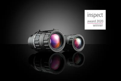 Edmund Optics® wins inspect Award for the 4th year in a row – 3rd place for new CA lens series