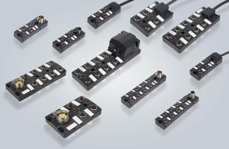 HARTING's new distributor boxes save users time and money