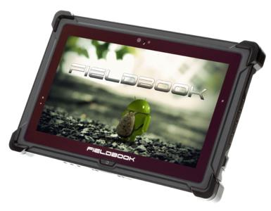 Fieldbook E1 - Rugged Android Tablet now available in the LZBW Büro-Shop