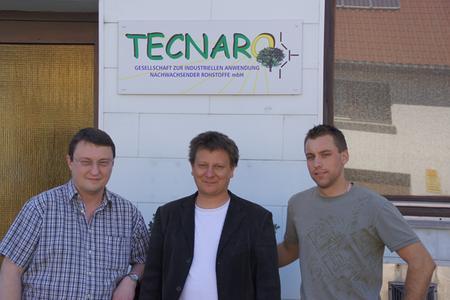 Neu im TECNARO Team – Dr. Michael Schweizer, Dipl.-Ing. Knut Hofmann und Dipl.-Ing. Marc Detert