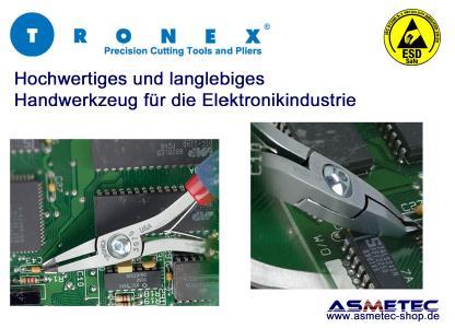 Tronex Anwendung Elektronikindustrie