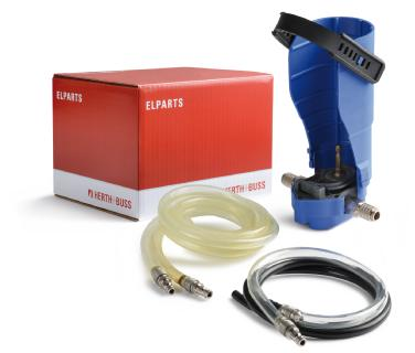 Filling/extraction pump added to the tool range