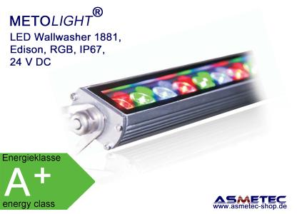 METOLIGHT LED Wallwasher Serie 1881