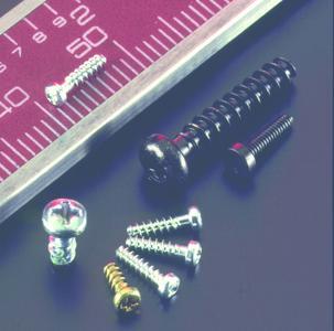 EJOT® Mikroschrauben – Individuelle und sichere Verbindungslösungen für kleinste Bauteile.