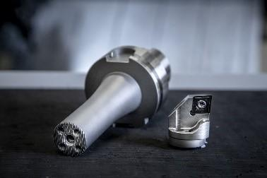 For greater productivity in machining
