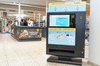HARTING Prevent: ein Verkaufsautomat für Mund-Nase-Masken, Desinfektionstücher und Einmalhandschuhe