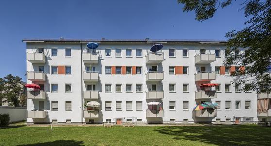 Wohnungs Und Siedlungsbau Bayern Gmbh And Co Ohg