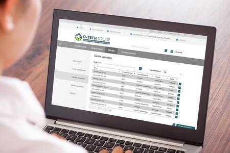 IntelliShop Device-Management