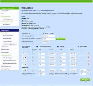 Autoleasing leicht gemacht: Netpioneer realisiert neues B2B-Portal für Kazenmaier Fleetservice