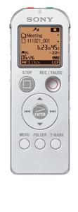Diktiergerät ICD-UX523 von Sony weiss