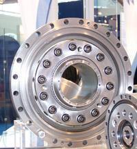 Getriebe der Fine Cyclo-Reihe, wie sie in der neuen Produktionshalle gefertigt werden sollen