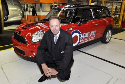 Rolling success story: MINI has turned out 1.5 million cars