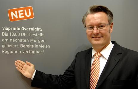 Dr. Michael Fries - Geschäftsführer von viaprinto