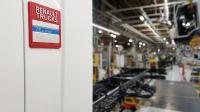 Die vollelektrische Renault Trucks D Z.E. Baureihe wird in Blainville-sur-Orne gefertigt