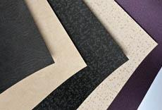 No other surface material based on TPO films is as scratch-resistant as Benecke-Kaliko's product developments (Photo: ContiTech)