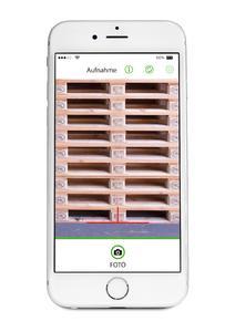 Der Startschuss für die Paletten-App PalletCheck Express fällt auf der FachPack in Nürnberg