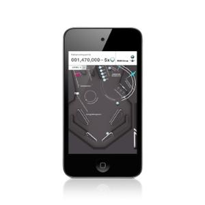 Efficient Dynamics Pinball iPhone Application