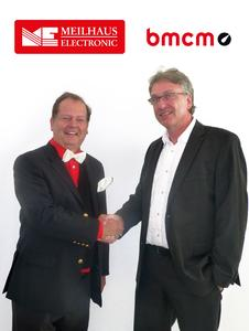 Strong Partners – Powerful Products: Meilhaus Electronic becomes Premium Distributor of bmcm
