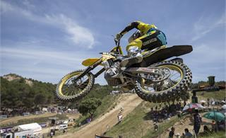 Strijbos to Miss French MXGP Race