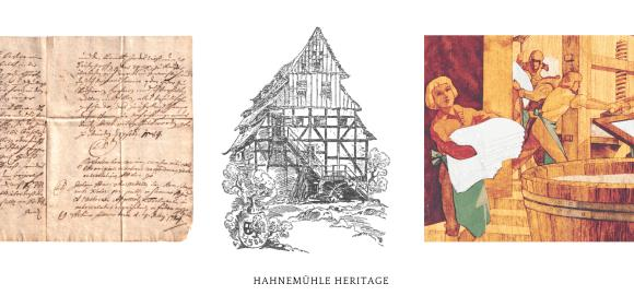 437 years of papermaking heritage at Hahnemühle FineArt