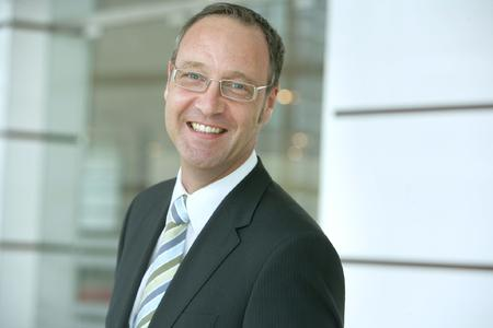 Oliver Hoffmann, Geschäftsführer der ReadSoft GmbH