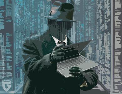 Online-Gangster, Illustration